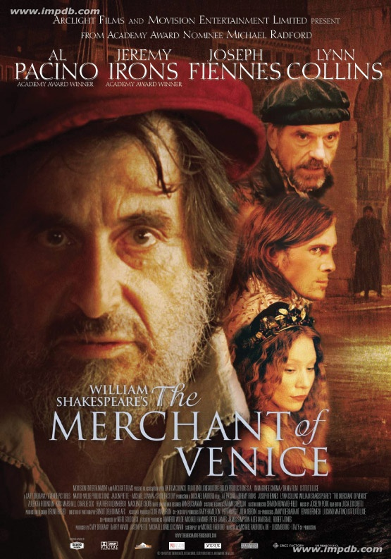 merchant of venice themes pdf free